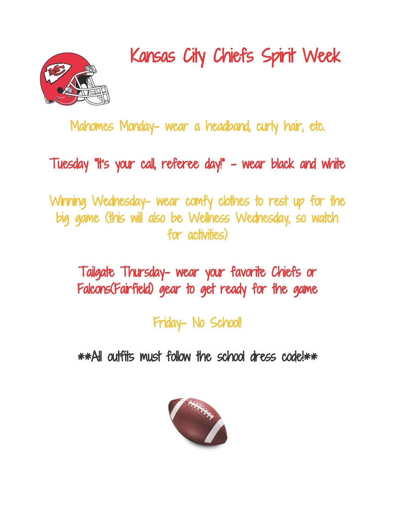 Chiefs Spirit Week 2021