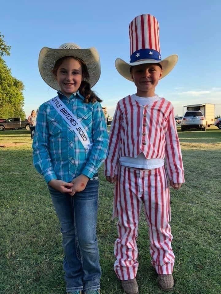 Rodeo Royalty